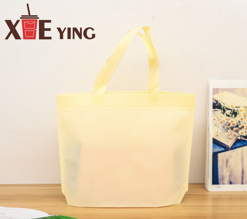 Eco-Friendly Tote Non Woven Shopping Bags