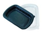 Tableware Plastic Food Container with Cover