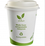 Environmental Protection PLA Coating Coffee Paper Cup