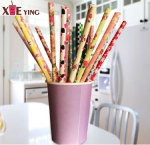 Factory Price New Design Straws for Hot Drinking Paper Straws